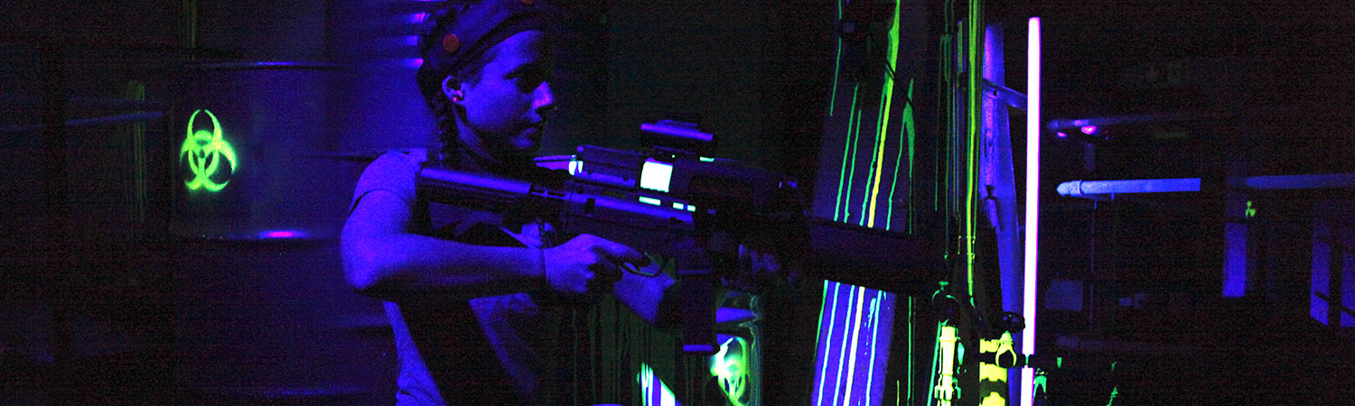 Endzeit Picture Laser Game